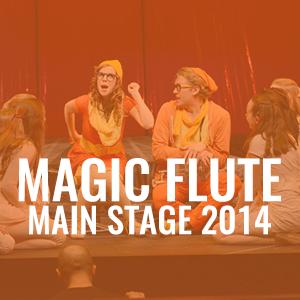 Magic Flute Main Stage 2014 Saskatoon Opera