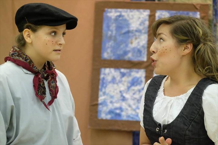 Opera in Schools Tour
